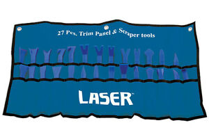 Laser Tools 6978 Trim and Panel Removal Kit 27 pc Wheel Weights $62.85