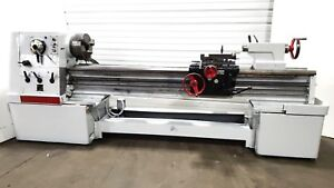 Tested Working Clausing Colchester 17 X 80 Geared Tool Room Engine Lathe