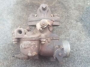 Zenith Carburetor From Wisconsin Air Cooled Engine Model Tra 10d