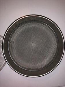 New Fisher Usa Standard Test Sieve No 18 1mm 0 0394inches 8 Pan Astm E 11