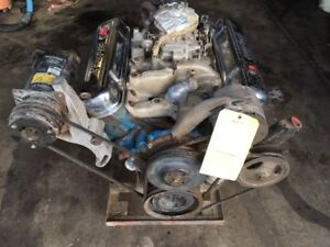 Pontiac 400 Complete Running Engine