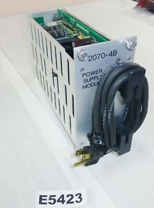 Eagle 2070 4b Traffic Signal Controller Traffic Control Power Supply Module