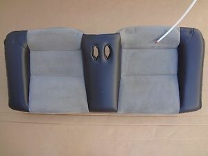 2003 2004 Mustang Svt Cobra 4 6 Convertible Gray Rear Seat Bottom Sku Rr08