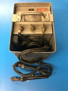 American Beauty Resistance Soldering Set With Hand Pice Tested And Works 105 g