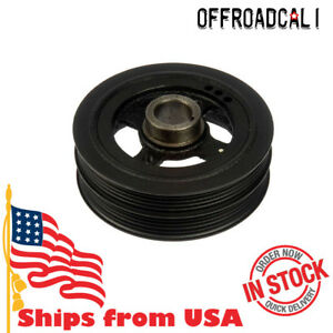 New Crankshaft Pulley Harmonic Balancer For Toyota Corolla 85 91 13470 16030