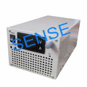 Ac200 240v To 0 100vdc 15a Output Adjustable Switching Power Supply With Display