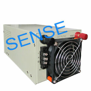 Ac200 240v To 0 150vdc 10a Output Adjustable Switching Power Supply With Display