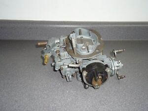 Reman Holley 6520 2 Barrel Carburetor 3c 40186 1984 Dodge Plymouth Chrysler 2 2l