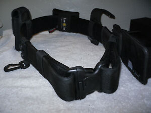 Bianchi Accumold Nylon Police Security Duty Belt plus Add Ons