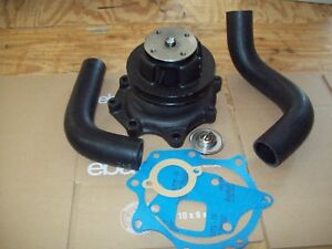 Ford Diesel Tractor Water Pump Kit 2000 3000 4000 3 Cylinder 2600 3600 More