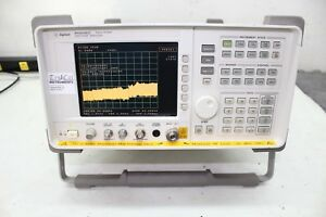 Hp Agilent 8565ec Spectrum Analyzer 30 Hz 50 Ghz Nist Cal Cert Opt 6 7 8