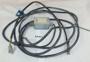 Genie Gr 12 Runabout Mast Lift Aerial Manlift Wiring Harness Outlet