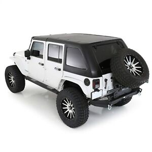 Smittybilt 518703 Slant Hardtop 2007 17 For Jeep Wrangler Unlimited Jku 4 Door