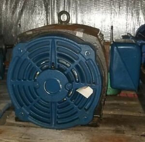 Ac Smith Century Ii 50 Hp Electric Motor Cat T35038 Frame 326t 230 460v