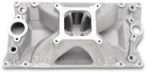 Edelbrock Super Victor Intake Manifolds Chevy 5 7l 2913 Free Shipping