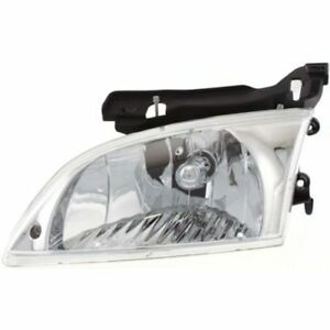 New Head Light For 2000 2001 2002 Chevrolet Cavalier Driver Left Side 22666740