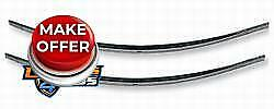 Pro Comp 13124 Leaf Helper Spring For 1973 1999 Gm K10 Pickup