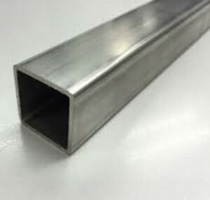 Stainless Steel Square Tube 6 X 6 X 1 4 X 41 Long 308