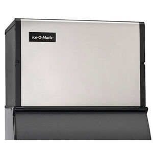Ice o matic Ice1506fr 1432lb Full Size Cube Air cooled Ice Machine Remote 203v