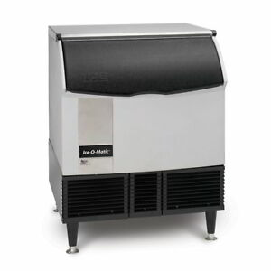 Ice o matic 356 Lb Full Size Cube Undercounter Water cooled Ice Machine
