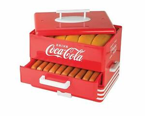 Cocacola Hot Dog Steamer Capacity Time Position Cooking Dial Bpa Level Unit Cord