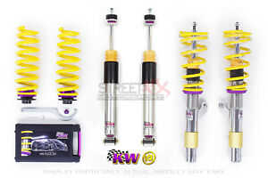 Kw Variant 2 Coilovers For 08 14 Smart Fortwo 15226004
