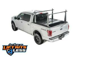 Bak 26404bt Bakflip Cs Truck Bed Cover rack System For 2001 2004 Toyota Tacoma
