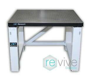 Newport Vh3036 Optical Table Breadboard W Newport Stand