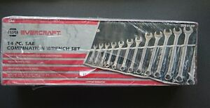 Napa Combination Spanner Wrench Set 14pc sae