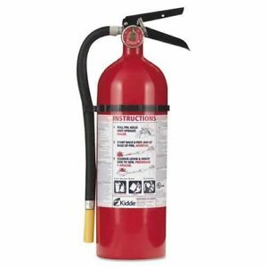 Kidde Proline Multi purpose Dry Chemical Fire Extinguisher Abc Type 466112 01
