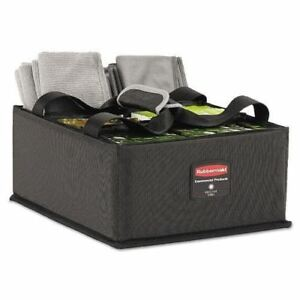 Rubbermaid Commercial Executive Quick Cart Caddy Rcp1902468ct
