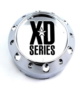 Xd Series Chrome Wheel Center Cap Xd779 Badlands Xd786 Balzac Xd795 Hoss 464k106