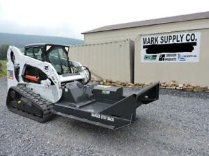 Cid Xtreme 72 Skid Steer Rotary Brush Cutter Brush Hog Mower Low Flow Bobcat