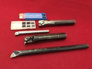 Machinist Tools Boring Bars Carbide Inserts Grooving Bar