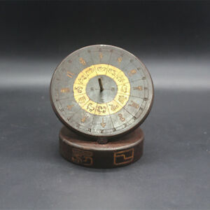 Ancient Chinese Compass Refers To The Daily Needle