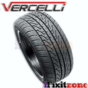 1 Vercelli Strada Ii 225 40r18 92w Xl All Season Performance Tires