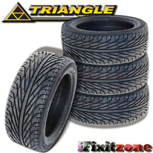 4 Triangle Tr968 215 45r17 91v Ultra High Performance Tires 215 45 17
