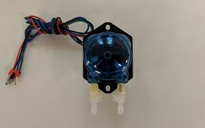 High quality Peristaltic Dosing Pump With Stepper Motor And Pharmed Tubing