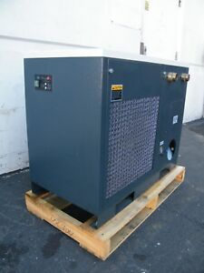 Spx Deltech Hge300 300cfm Refrigerated Dryer Atlas Copco Ingersoll Rand Sullair