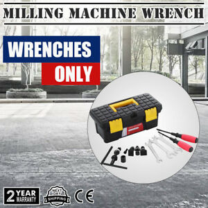 Robust Tool Kits Construction Mini Milling Machine Nation Stable Ship Updated