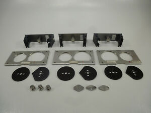Lot National Optronics Frame Tracer Calibration Accessories Parts 4t 4ti 4tx