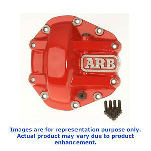 Arb Differential Cover For Dana 50 60 70 Axles 0750001