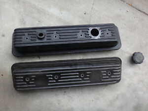 93 97 Trans Am Camaro Firebird Stock Oem Lt1 Valve Covers Center Bolt Gm Oe V8