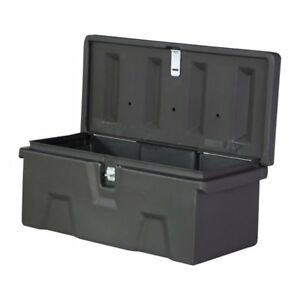 Truck Tool Box Atv Rv Trailer Flatbed Polymer Under Body Bed Storage Boxes
