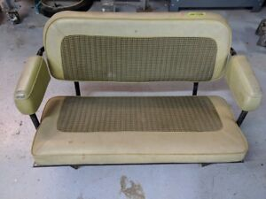 1966 1977 Ford Early Bronco Rear Seat Desert Classic Bronco