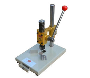 Manual Fillet Cutter Round Corner Cutter Chamfering Machine R6 For Paper Card