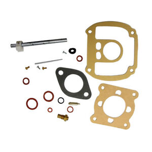 New Carburetor Kit For Case International Harvester Tractor Zck13