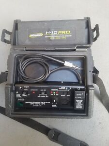 Bacharach H 10 Pro Universal Refrigerant Leak Detector Cfc Hcfc Hfc With Charger