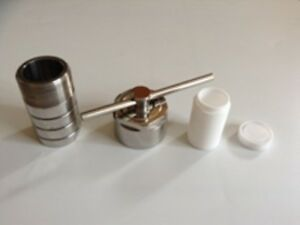 100ml ptfe Lined Hydrothermal Synthesis Reactor stainless Steel Tank