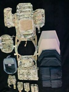 Ops core helmet ballistic high cut largexl battle belt midwest mass 3 armor